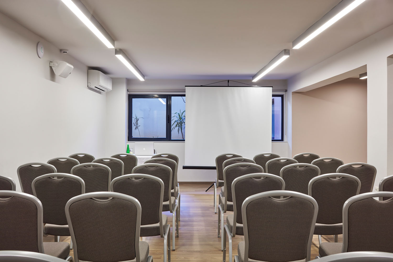 Meeting Hall of the Hotel