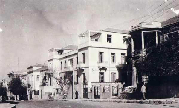 Old Photo of the Hotel