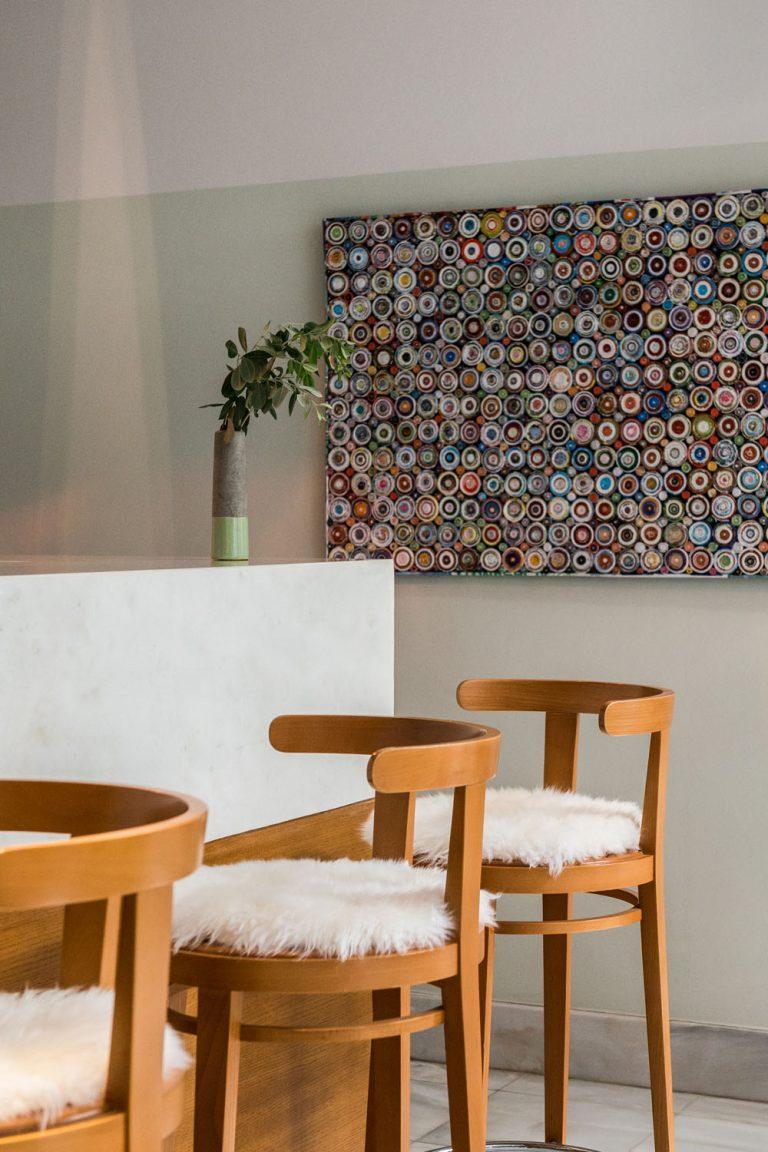 Bar wall decoration