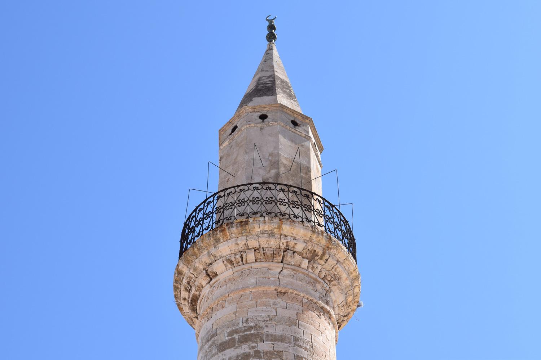 Entrance of Minaret