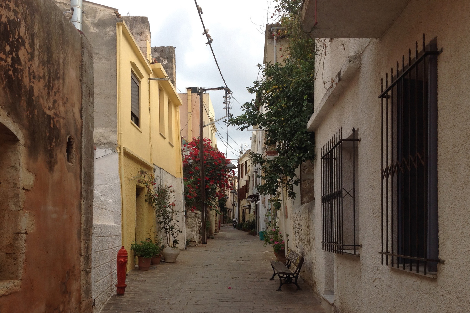 Splangia Alley
