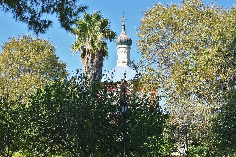 top of Church of Agia Magdalini