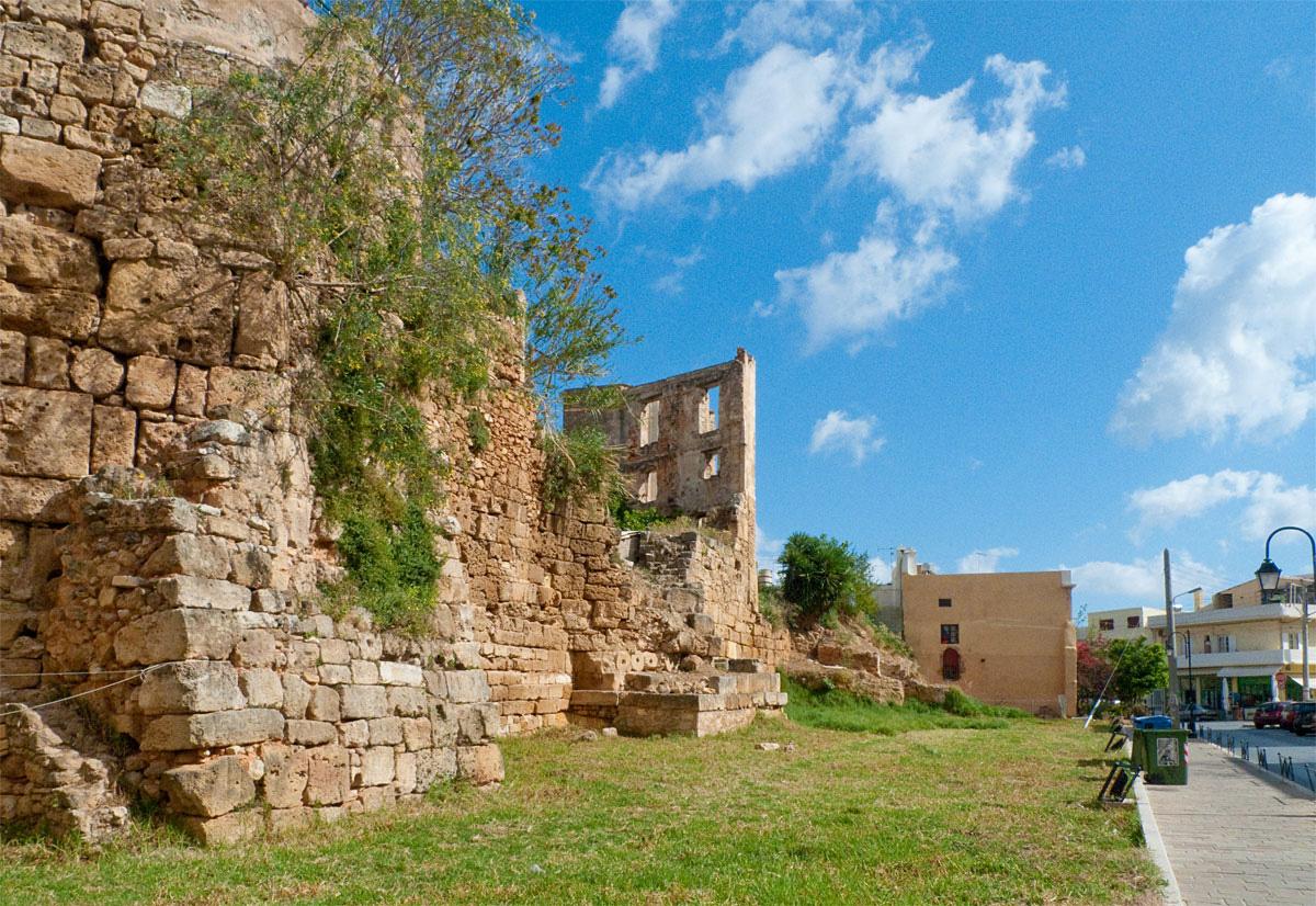 Splangia Medieval Walls