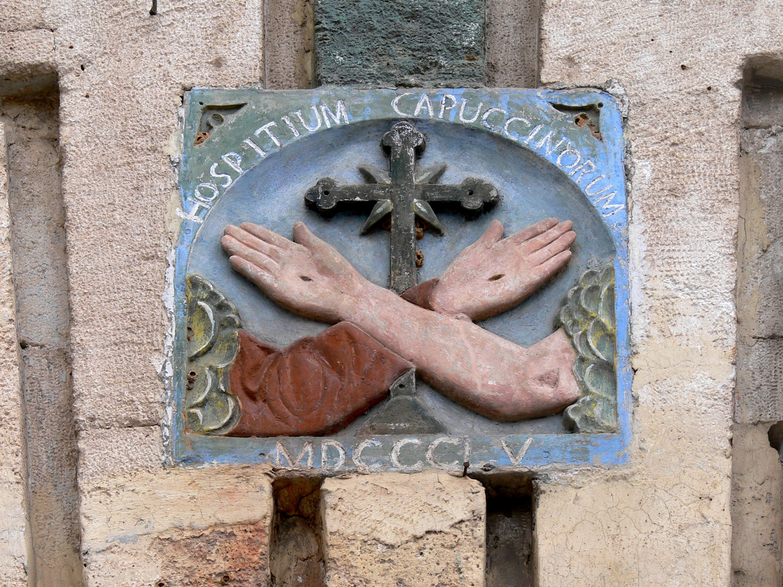 Catholic Church Wall sculpture