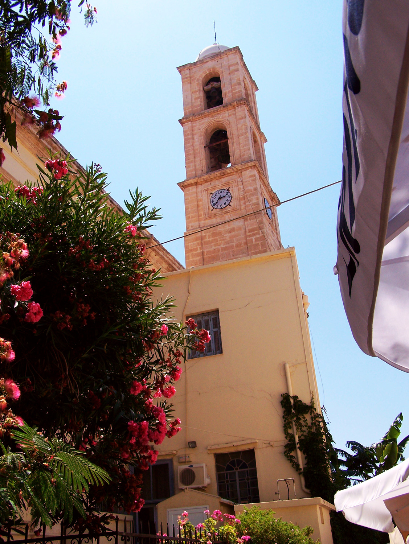 Bell Tower of St. Nikolaos Church